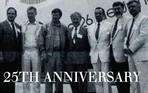 25th Anniversary Of The Pentecostal European Fellowship