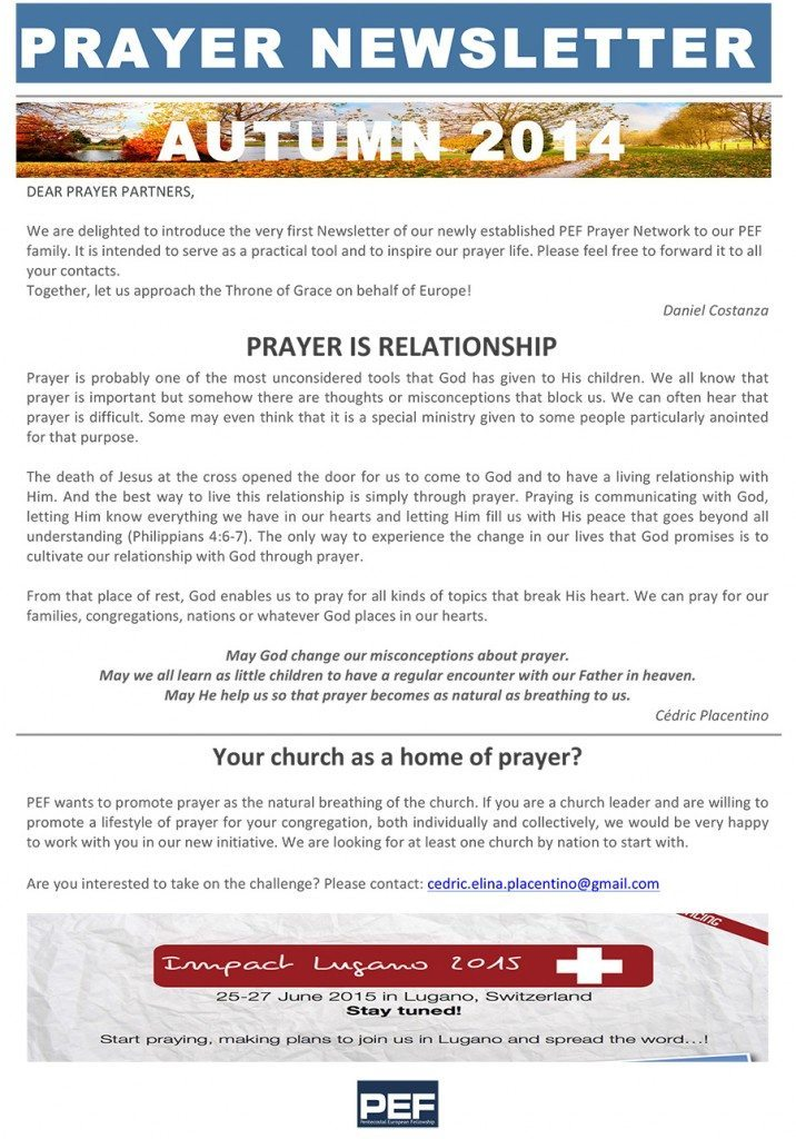 PEF-prayer-newsletter-autumn-2014-1