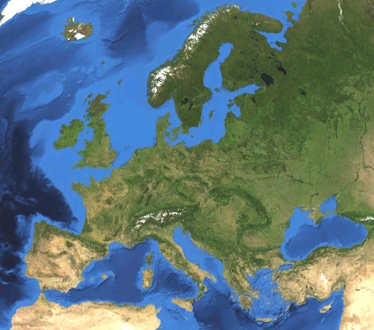 Why I Love Europe