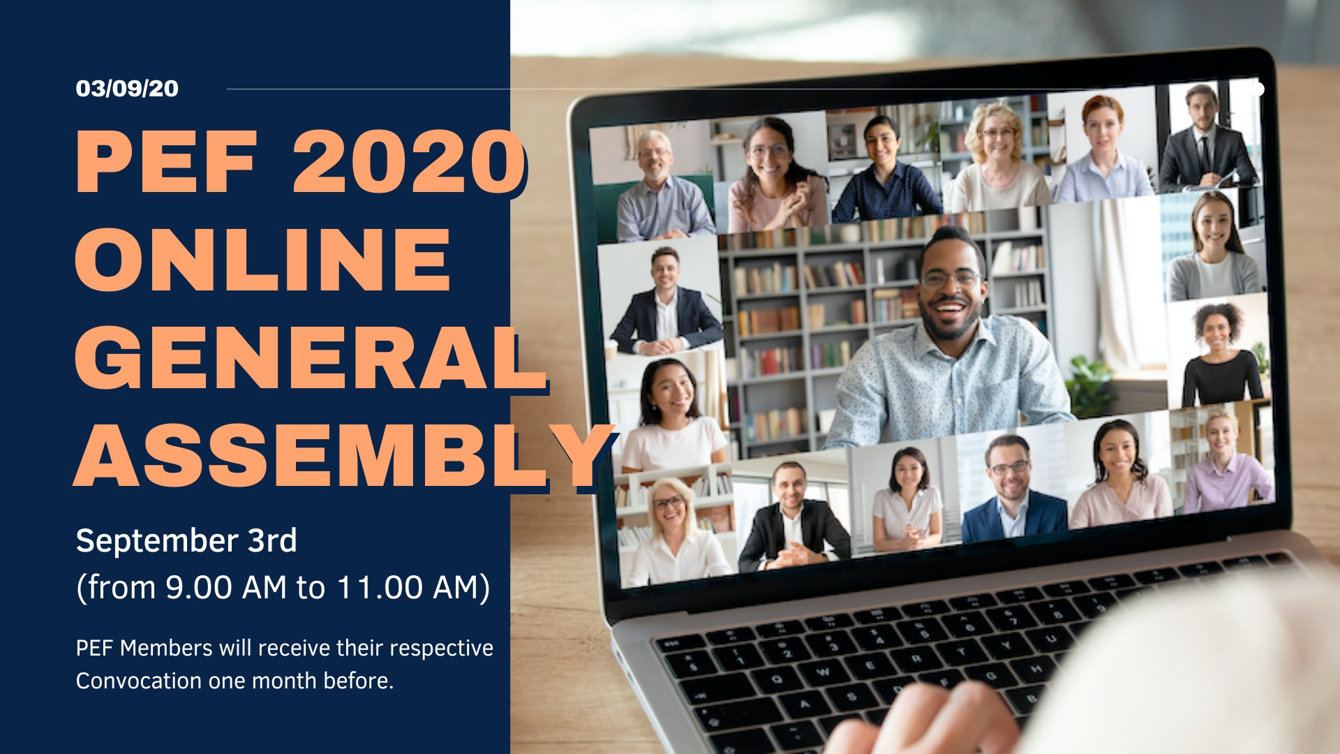 2020 Online Assembly